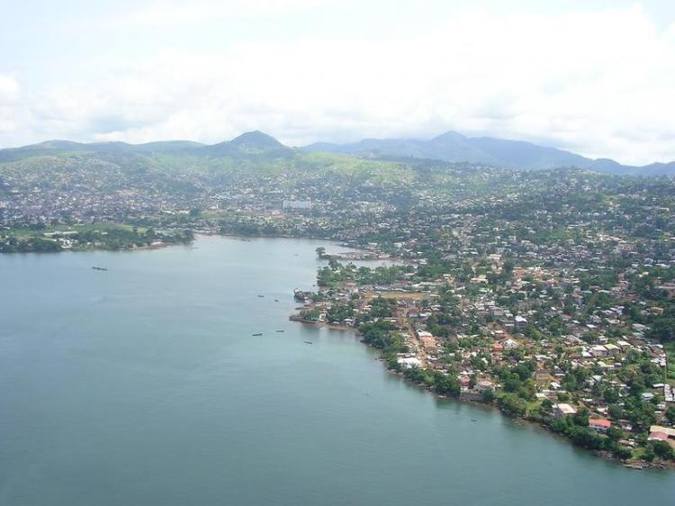 Guida di Freetown