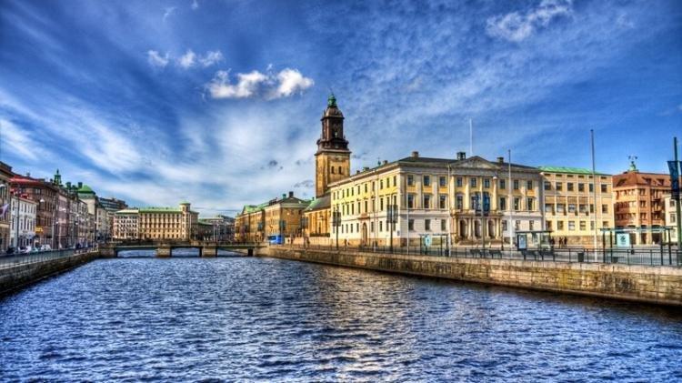 Guida di Goteborg