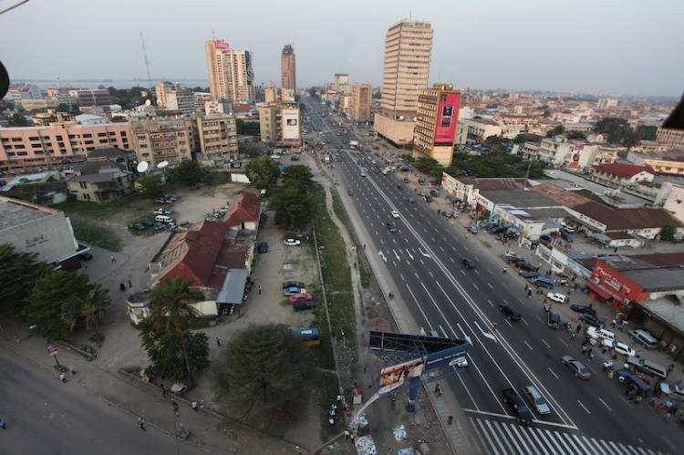 Guida di Kinshasa
