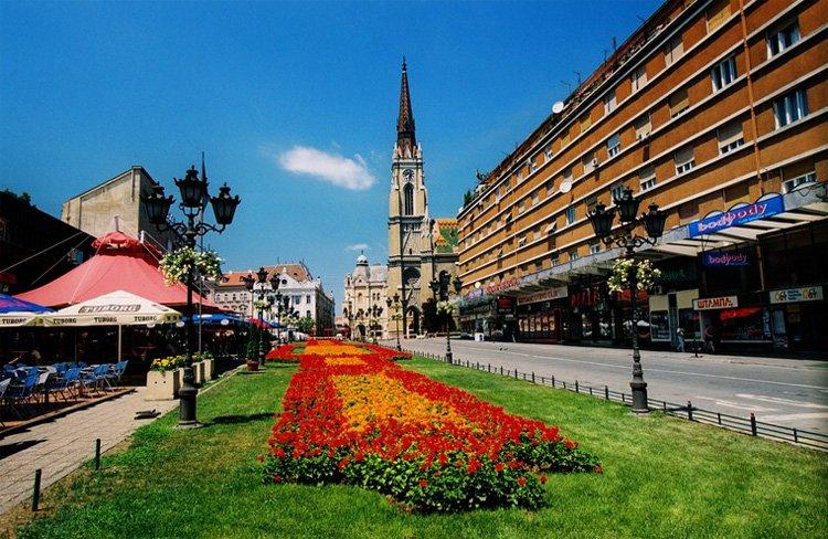 Guida di Novi Sad