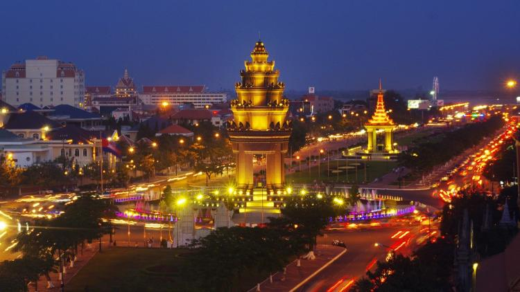 Guida di Phnom Penh