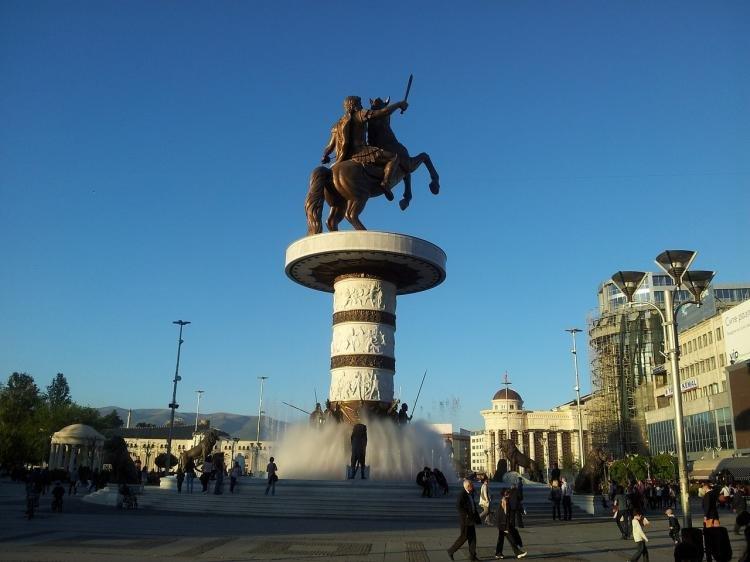 Guida di Skopje