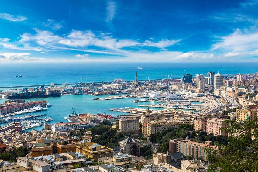 Guida di Genova - Fidelity Viaggi