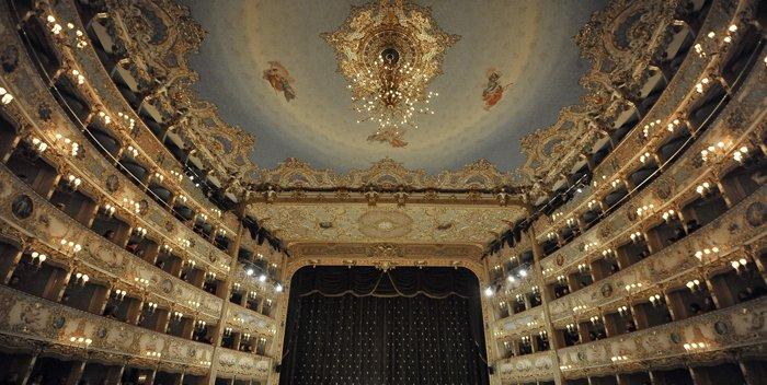 Teatro La Fenice a Venezia
