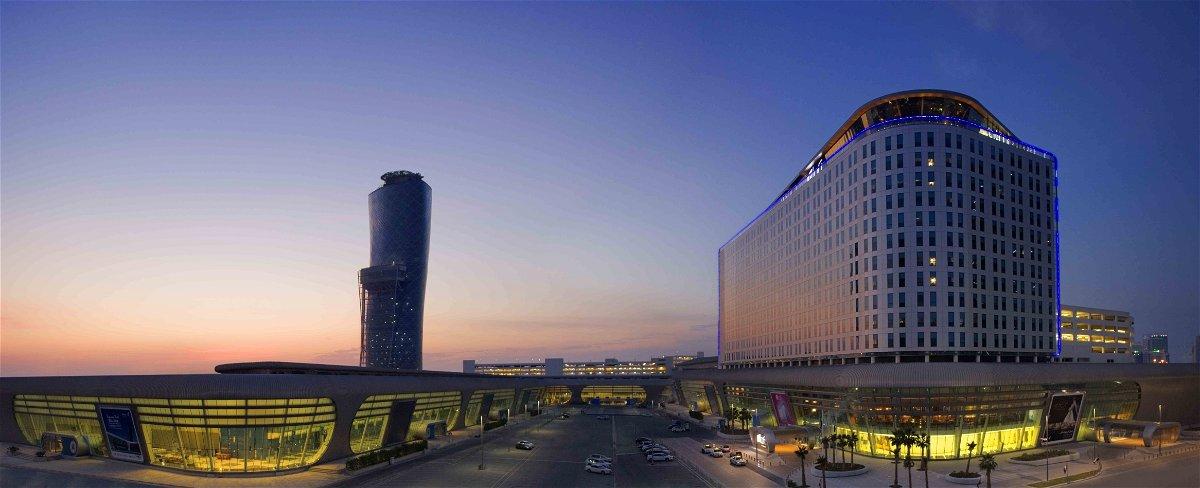 Abu Dhabi National Exhibition Centre - Fidelity Viaggi