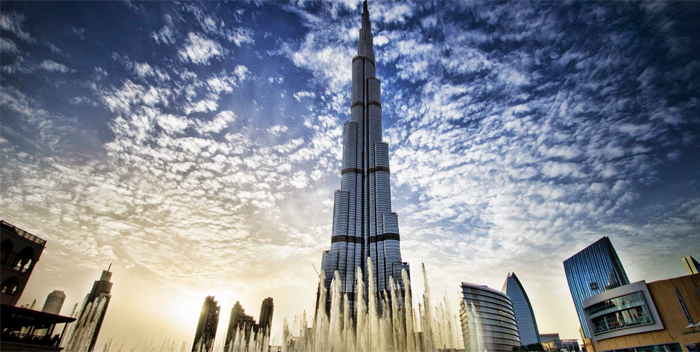 Burj Khalifa a Dubai