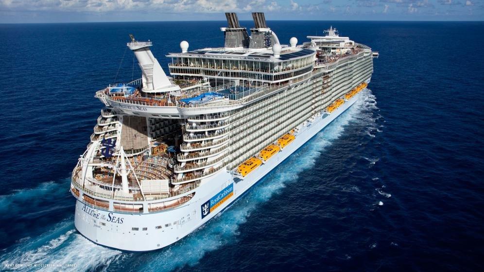 Allure of the Seas: la nave da crociera più grande del mondo