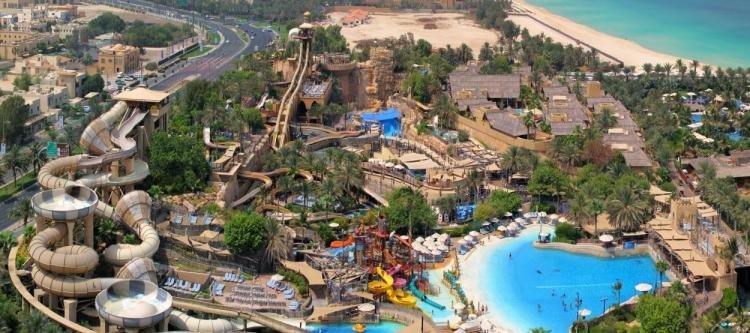 Wild Wadi Water Park a Dubai