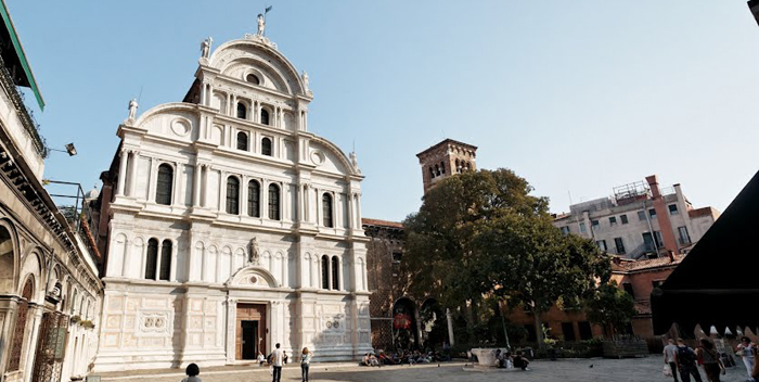 Chiesa di San Zaccaria a Venezia