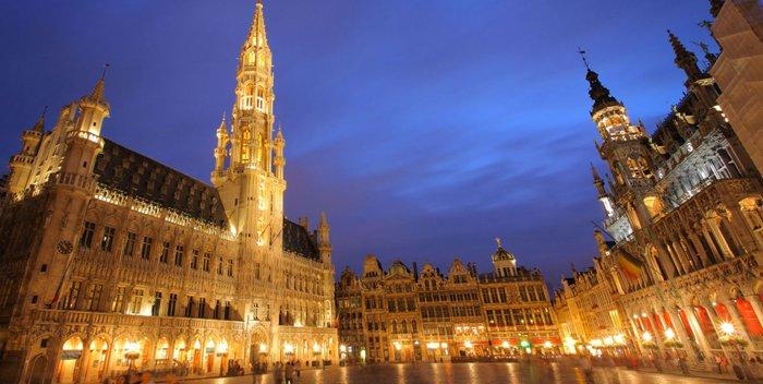 Grand Place a Bruxelles