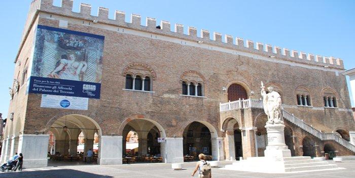 Palazzo dei Trecento a Treviso