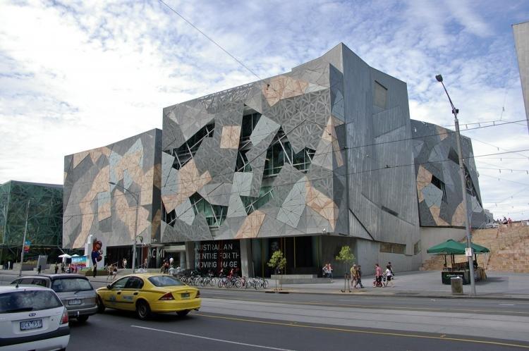 Ian Potter Centre a Melbourne