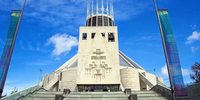 Cattedrale Metropolitana di Cristo Re a Liverpool
