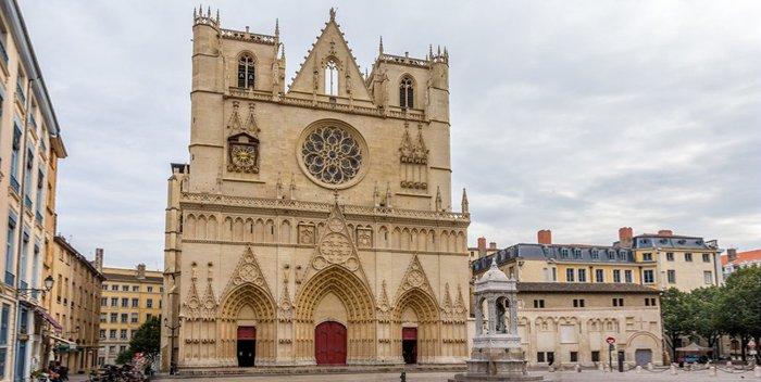 Cattedrale di Saint-Jean a Lione