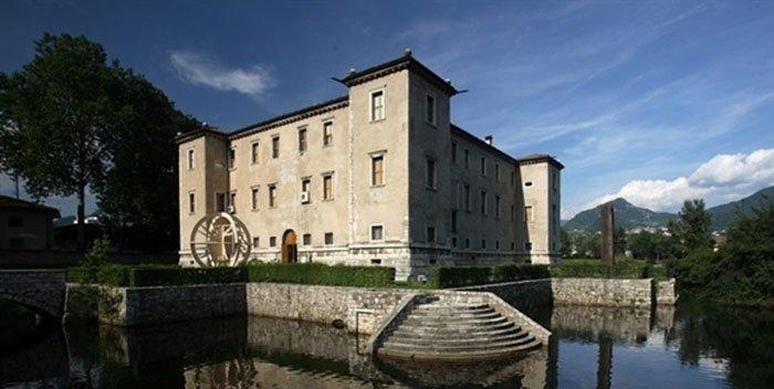 Palazzo delle Albere a Trento