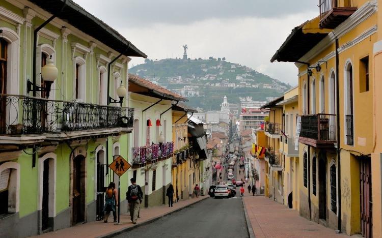 Guida di Quito