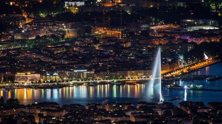 Cosa fare a Ginevra di sera