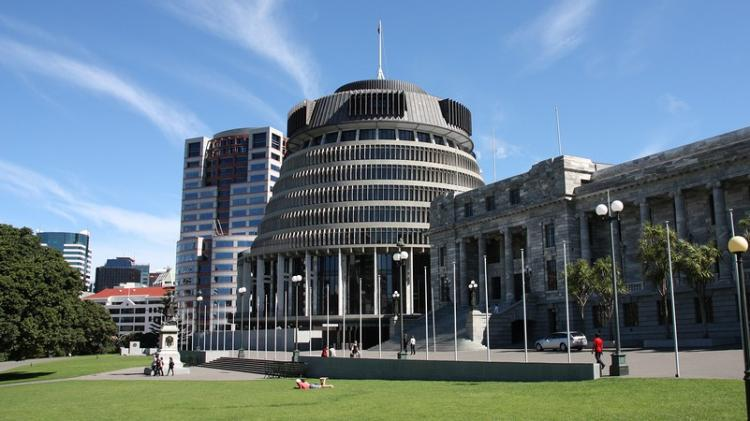 Palazzi del Parlamento di Wellington