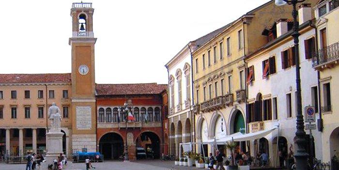 Loggia dei Notari a Rovigo