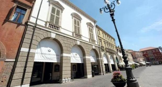 Palazzo dell'Accademia dei Concordi a Rovigo