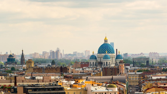 Guida di San Pietroburgo