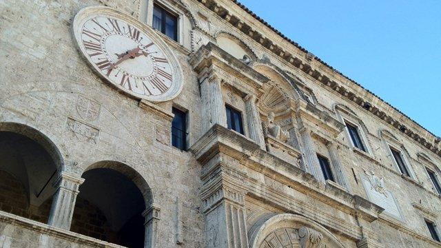 Palazzo dei Capitani del Popolo ad Ascoli Piceno