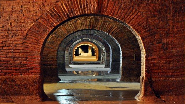Cisterne Romane di Fermo