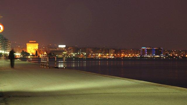 Cosa fare a Salonicco di sera