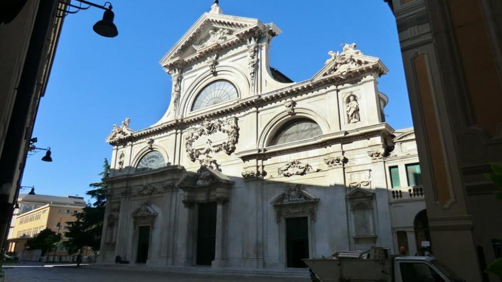 Cattedrale dell'Assunta a Savona - Fidelity Viaggi