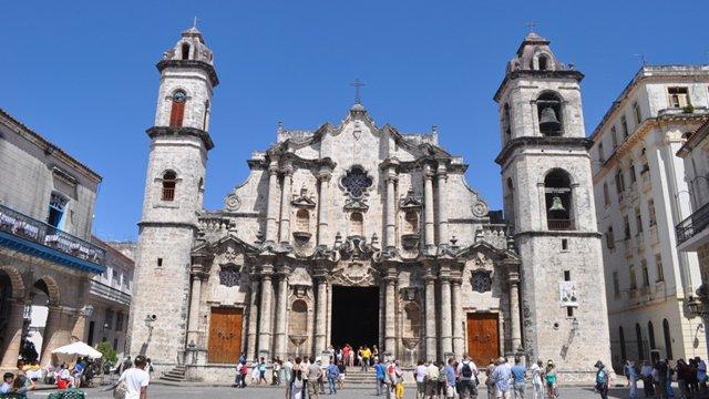 Cattedrale de L'Avana