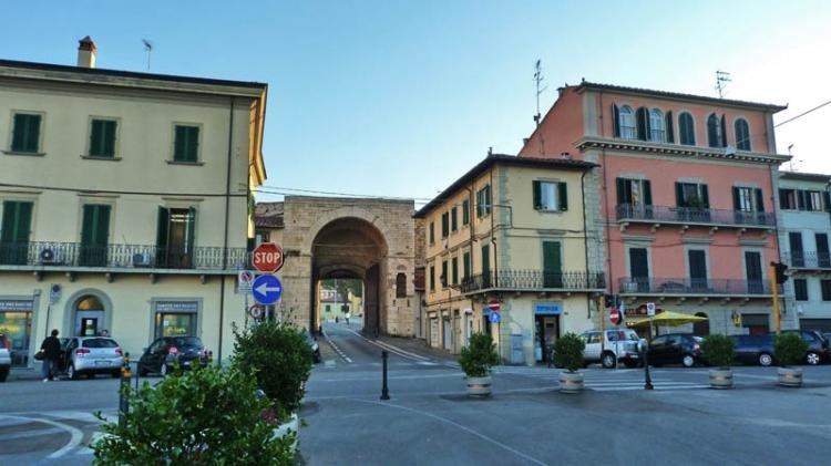 Piazza Mercatale a Prato