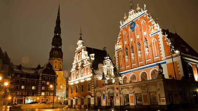 Chiesa di San Pietro a Riga