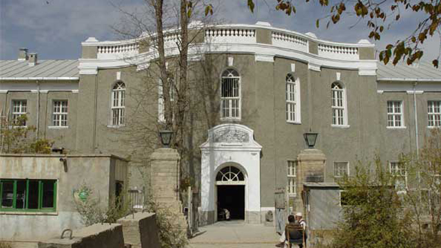 National Museum of Afghanistan a Kabul