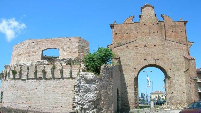 Porta Schiavonia a Forlì