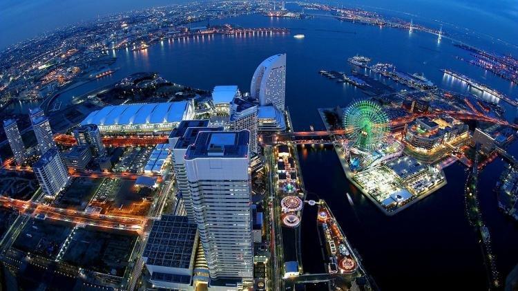 Soggiornare a Yokohama