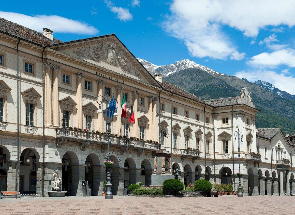 Arte Del Rustico Aosta guida di aosta - fidelity viaggi
