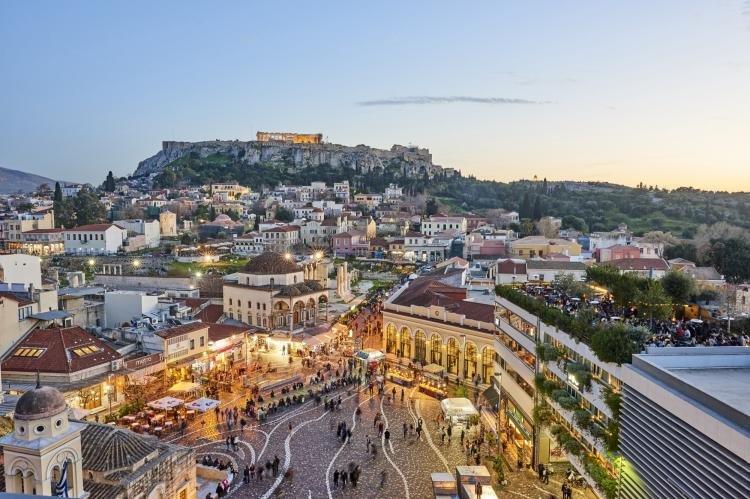 Guida di Atene