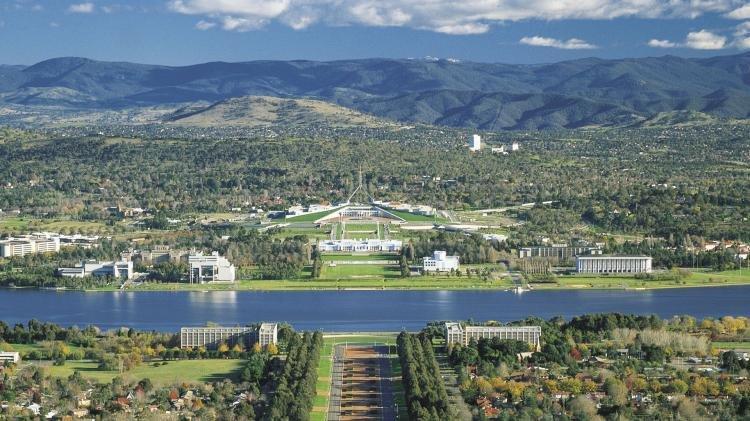 Guida di Canberra