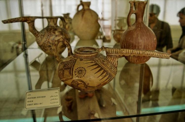 Museo Nazionale Iraniano di Teheran