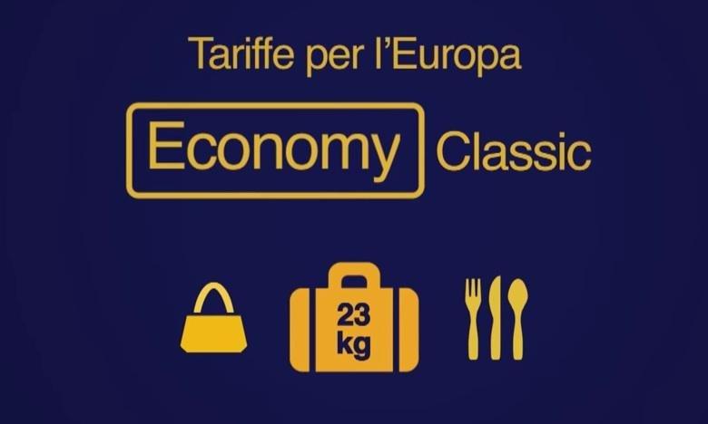 Lufthansa presenta le nuove tariffe europee in Economy Class