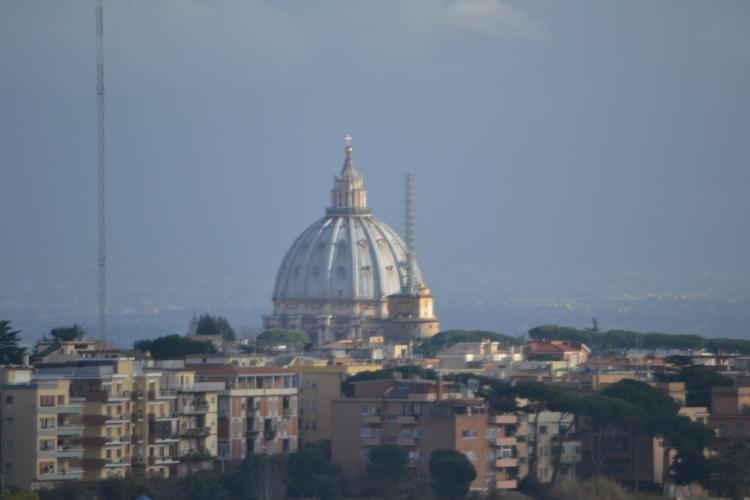 Il mio viaggio a Roma