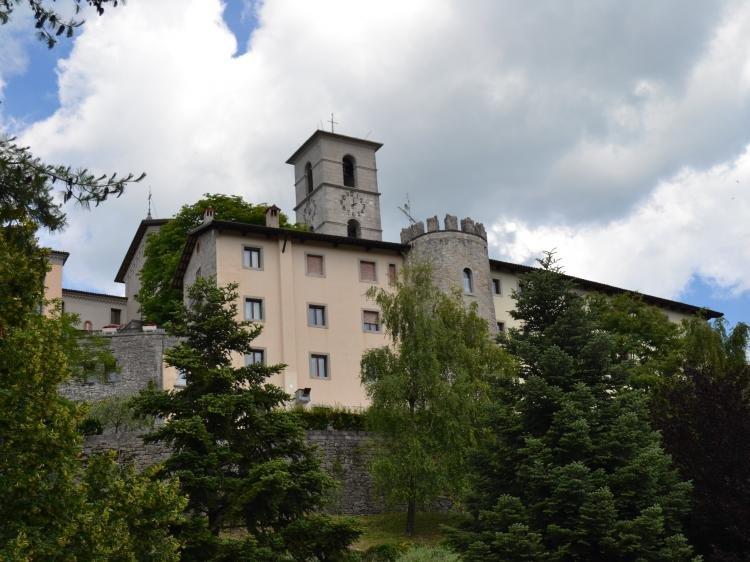 Pellegrinaggio a Castelmonte, in provincia di Udine