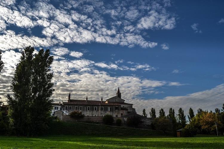 Il santuario della Beata Vergine delle Grazie di Curtatone – Mantova