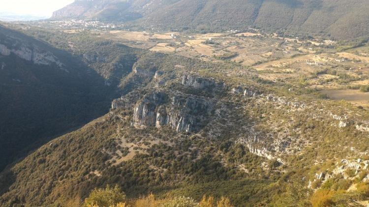 Un emozionante volo sospesi nel vuoto a Trentinara (SA)