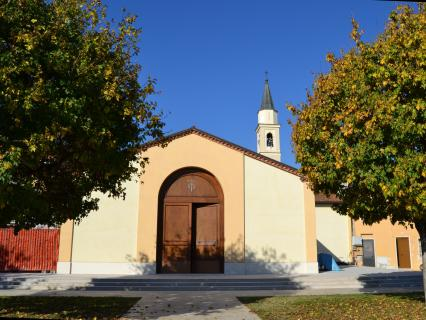 Pellegrinaggio al Santuario di Scaldaferro (VI)