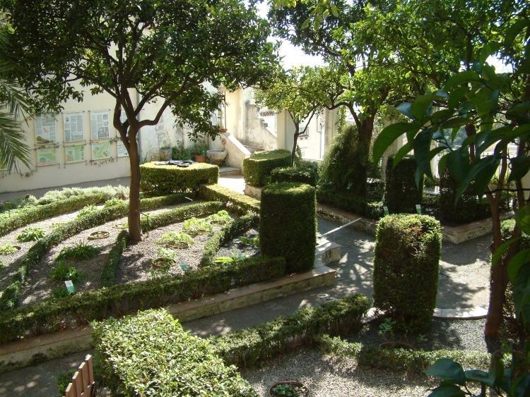 I giardini di Salerno: Giardino della Minerva e Villa Comunale