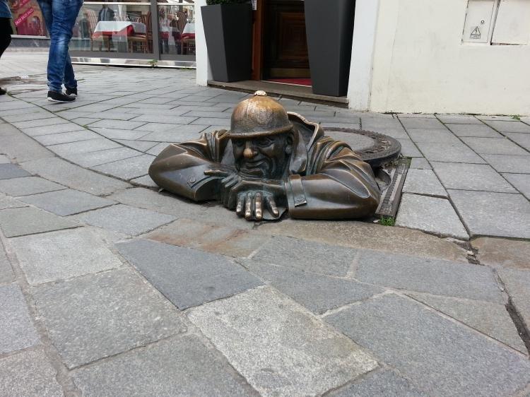Bratislava, capitale della Repubblica Slovacca