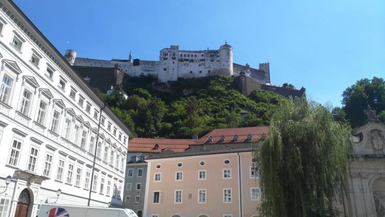 Salisburgo, la città austriaca del sale