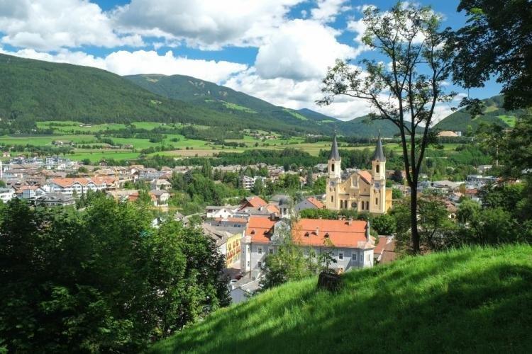 Cosa vedere a Brunico in Val Pusteria