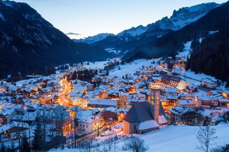 Campitello di Fassa: cosa fare e dove sciare